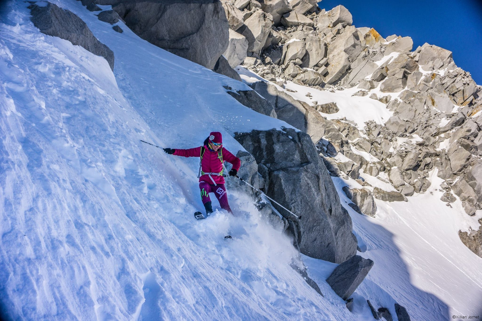 Emelie and Alpinism