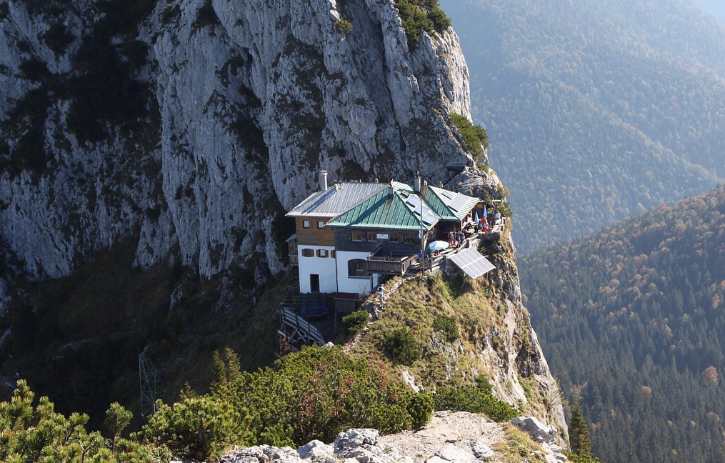 GERMANY - Tegernseer Hütte