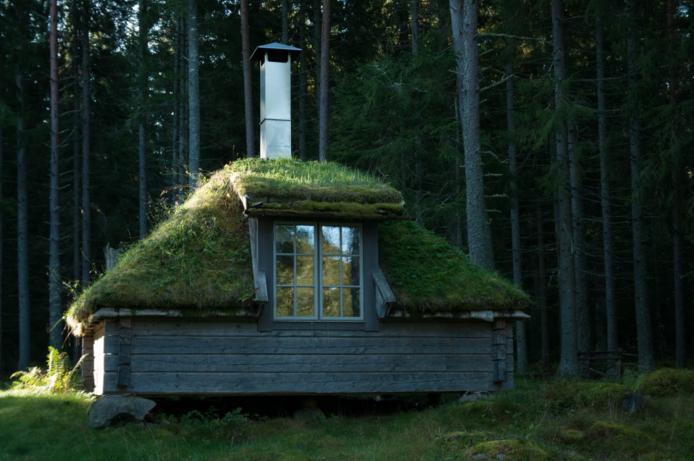 SWEDEN - The Moss Hutt