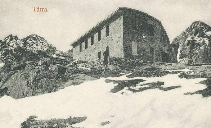 CZECH REPUBLIC - Téryho Chata