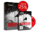 ABENTEUER Bundle: Coffee table book +DVD/Blu-ray